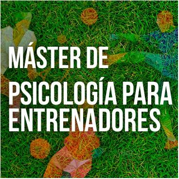 Máster Psicología Deportiva