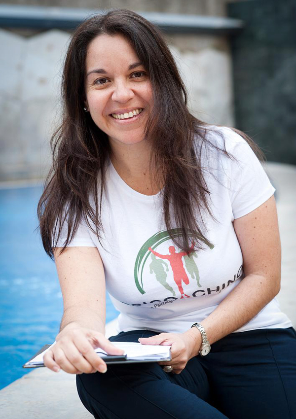 Psicología para entrenadores - Marcela Herrera Garín